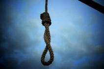 """انتحار شاب """"شنقا"""" بحبل على طريق المطار"""