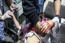 18 قتيلاً في قصف النظام السوري على إدلب