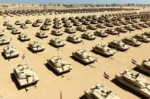 """مصر تفتتح قاعدة عسكرية """"غير مسبوقة"""" شمالي البلاد"""