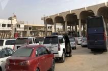 سوريا تصدر 500 طن من الخضار والفواكة الى الاردن يوميا