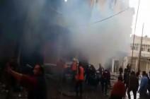قوات النظام تصعد قصفها بأرياف دمشق وإدلب وحمص