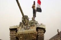 تقدم للجيش غربي تعز ومقتل قيادي بقوات صالح