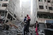 تدمير 77 وحدة سكنية بشكل كلي خلال التصعيد الإسرائيلي الأخير على غزة
