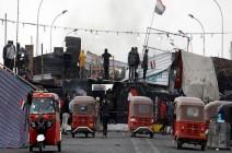 بالفيديو :  متظاهرو العراق يهددون بالتصعيد باليومين المقبلين