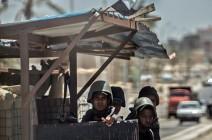 مصر تعلن مقتل 5 عسكريين و47 مسلحا بسيناء (شاهد)