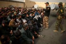 """مصير مجهول لـ2900 معتقل في العراق بعد طرد """" تنظيم الدولة"""""""