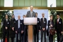الجعفري يطالب المعارضة السورية بإدانة هجمات حمص