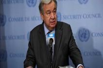 """غوتيريش يحذر من انجراف سوريا نحو حل """"لا سلام لا حرب"""""""