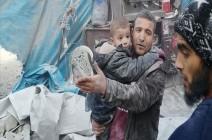 سوريا.. مقتل 10 مدنيين في قصف جوي للنظام على إدلب