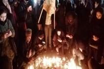 بالفيديو - طهران تهتف: خامنئي قاتل وحكمه باطل.. وتمزيق صور سليماني
