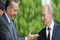 أردوغان: لقائي ببوتين حول سوريا يمنح أملا جديدا للمنطقة