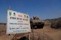 الجيش الإسرائيلي: الخلية التي استهدفت بالجولان تتبع لإيران