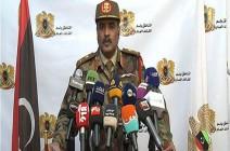 المسماري: غارات لميليشيات طرابلس تستهدف المدنيين