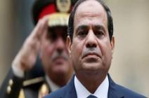 """السيسي يشدد على """"الضربات الاستباقية"""" بالحرب ضد الإرهاب"""