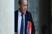 فرنسا: لا حل عسكري للأزمة الليبية وندعم خطة سلامة