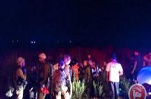 فيديو : مقتل مستوطنة اثر عملية دهس قرب نابلس