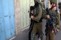 الاحتلال يعتقل فلسطينيين بالضفة والقدس بينهم طفلان