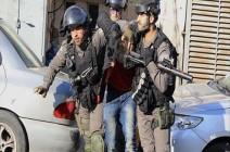 الجيش الإسرائيلي يعتقل 16 فلسطينيا بالضفة بينهم زوجة برلماني