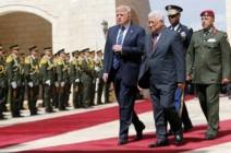 ترامب يزور بيت لحم لإجراء محادثات مع عباس