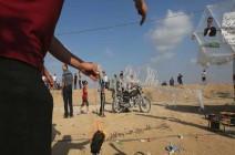 مطلقو الطائرات الورقية الحارقة من غزة: مستمّرون حتّى تحقيق مطالبنا برفع الحصار