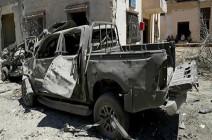 3 جرحى في تفجير سيارة مفخخة أمام مكتب حزب شيعي بكركوك العراقية