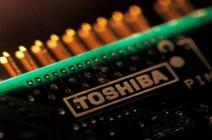 """""""توشيبا"""" تتطلع لجمع 5 مليارات دولار لتجاوز أزمتها المالية"""