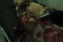 شاهد .. المجزرة التى ارتكبتها  الطائرات الامريكية ضد المدنيين في دير الزور