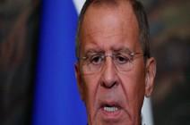 لافروف: بوتين لن يتحمل لوقت أطول وجود الإرهابيين بإدلب