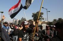 بالفيديو : متظاهرو بغداد يناشدون الأمم المتحدة.. واشتباك في بابل