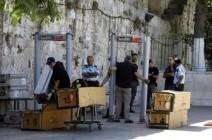 إسرائيل تستبدل البوابات الإلكترونية بالأقصى بكاميرات متطورة