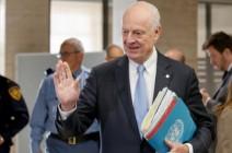 دي ميستورا يستقيل من منصبه كمبعوث أممي لسوريا