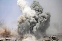 قتلى من نساء وأطفال داعش في غارة شرقي سوريا