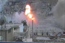 روسيا والنظام يتناوبان قصف درعا وغارات بإدلب ودمشق