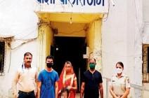 هندي متزوج يدعي إصابته بكورونا ليهرب مع عشيقته