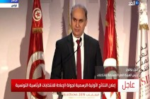 شاهد : قيس سعيد رئيسا لتونس وفقا للنتائج الأولية الرسمية