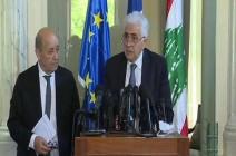 وزير الخارجية اللبناني يتجه لتقديم استقالته من الحكومة