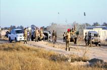"""الجيش المصري يعلن إحباط """"محاولة اختراق"""" الحدود الغربية"""