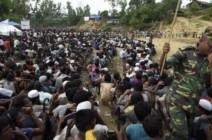 900 ألف لاجئ من الروهينغا ببنغلاديش