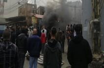 بالفيديو : قطع طرقات بلبنان.. واحتجاج في الضاحية على إهمال حزب الله