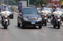 سرقة إحدى سيارات الرئاسة المصرية تثير جدلا كبيرا