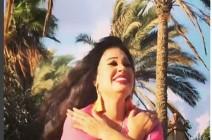 """بالفيديو: وصلة رقص لفيفي عبده على أنغام """"يا طيب القلب"""""""