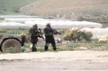 اطلاق النار باتجاه مهربي مخدرات حاولوا  اجتياز الحدود الى فلسطين المحتلة