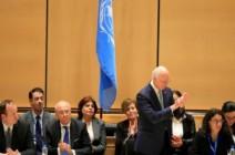 مقترح إطار أممي لمفاوضات سوريا وتحذير من تعطيلها