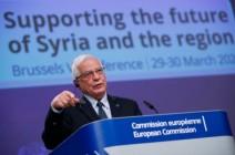 """نظام الأسد يهاجم انعقاد مؤتمر """"بروكسل الخامس"""" دون دعوته"""