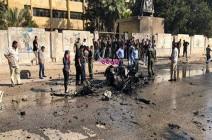 """شاهد : تفجير انتحاري بسيارة مفخخة في """"القامشلي"""" السورية"""