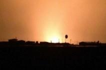 هجوم صاروخي بالبصرة العراقية على شركات نفط بينها أمريكية