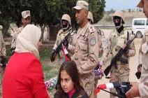مقتل ضابط عسكري مصري بتفجير في سيناء