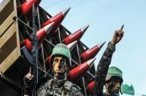 غزة.. عرض عسكري لكتائب القسّام بالذكرى الـ31 لانطلاقة حماس