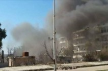 النظام يمنع دخول مساعدات إلى حي الوعر المحاصر