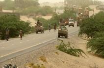 قائد جبهة الساحل الغربي يعلن السيطرة على مطار الحديدة